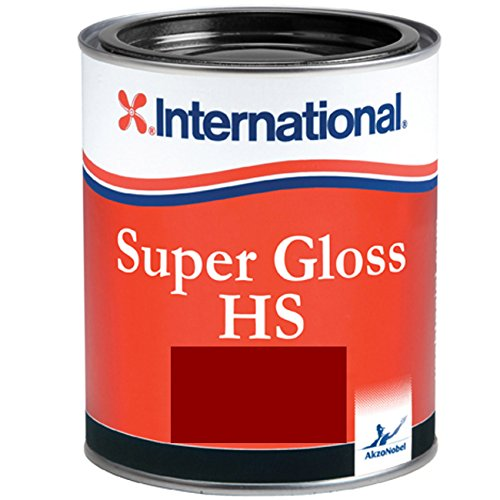 International Super Gloss HS 750ml / 2.5l (verschiedene Farben) (lighthouse red, 750ml)