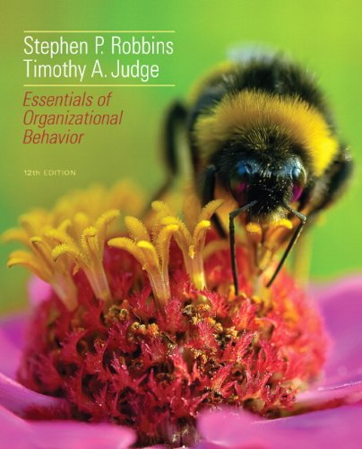 Essentials of Organizational Behavior Plus MyManagementLab with Pearson eText -- Access Card Package (12th Edition)