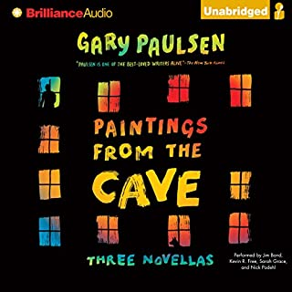 Paintings from the Cave cover art