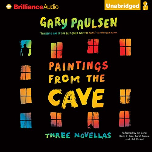 Paintings from the Cave audiobook cover art