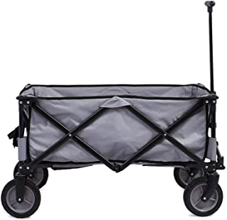 Folding Cart Trolley-Gray