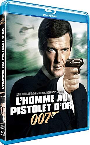 L'Homme au pistolet d'or Francia Blu-ray