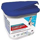 Suinga. 5 Kg Cloro TABLETAS de 250 Gramos de disolución Lenta