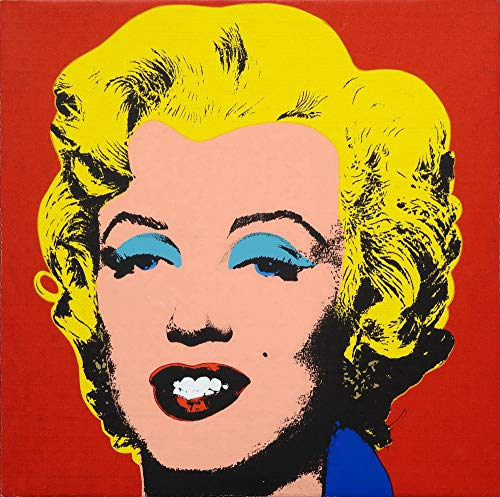 Andy Warholジクレープリント アート紙 アートワーク 画像 ポスター 複製(モンロー3)