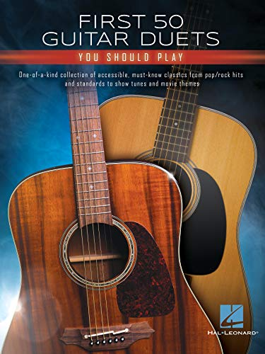 First 50 Guitar Duets You Should Playの詳細を見る