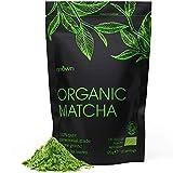 Organic Matcha Green Tea Powder - Ceremonial Grade - 120g (120 Servings)