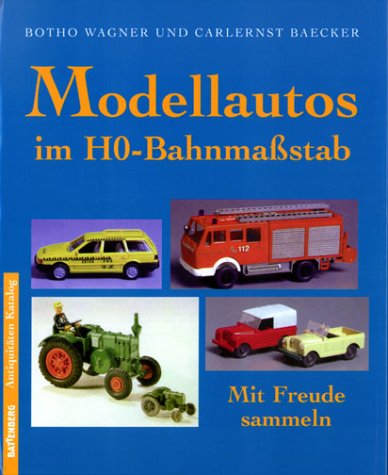 Modellautos im H0-Bahnmaßstab