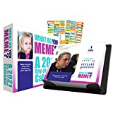 Daily Memes 2021 Box Calendar -Daily Memes Day-at-a-time Box Calendar Bundle with Over 100 Calendar Stickers