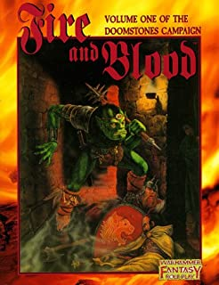 Doomstones: Fire and Blood (Warhammer) (v. 1)
