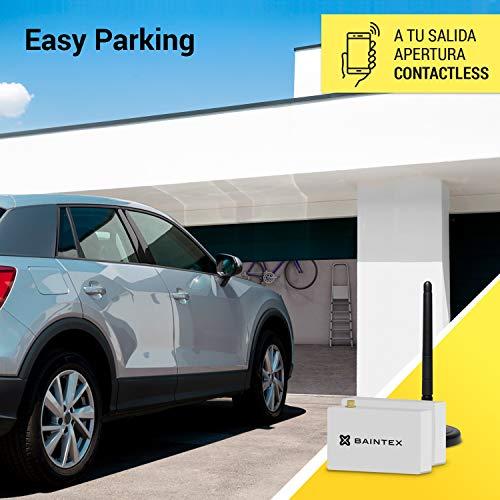 Baintex Easy Parking Apertura de la Puerta del Garaje con M�
