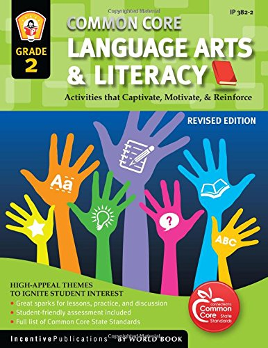 Common Core Language Arts Literacy Grade 2