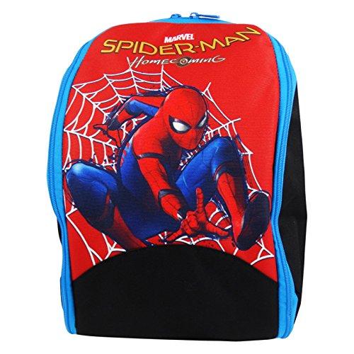 Seven DC Spiderman Zaino per Bambini con all'interno Gioco Con Tiro a Segno