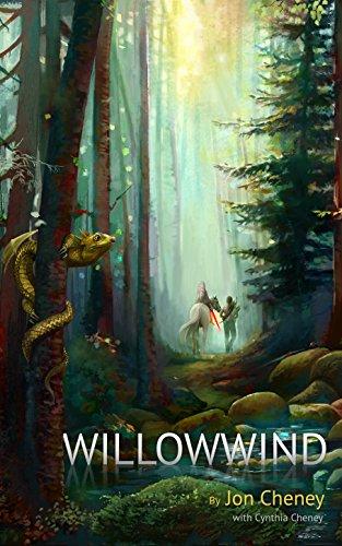 Book: WILLOWWIND by Jon Cheney