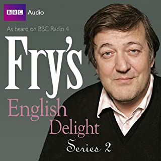 Fry's English Delight - The Complete Series 2 audiobook cover art