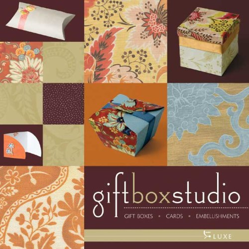 Gift Box Studio Luxe: Gift Boxes - Cards - Embellishments