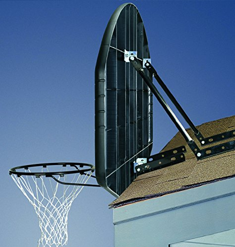 """Spalding 44"""" Eco Composite Combo with Mounting Bracket"""