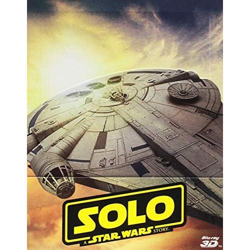 Solo, a Star Wars Story - Steelbook 3D (2 Blu Ray)