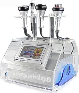 DDDXF Dispositif Beaute Ultrasonique Cavitation 40K pour Toilettage Massage Peau Corps Facial Anti-Vieillissement Visage  Masseur Retrait Cellulites Grasses