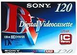 Sony DV-120 MEM DV-Videokassette (120 min) -