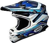 Shoei VFX-W Capacitor TC2 Motocross Helmet - 2X-Large