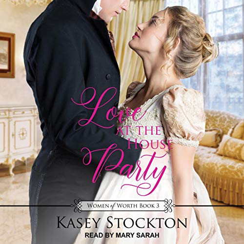 Love at the House Party audiobook cover art