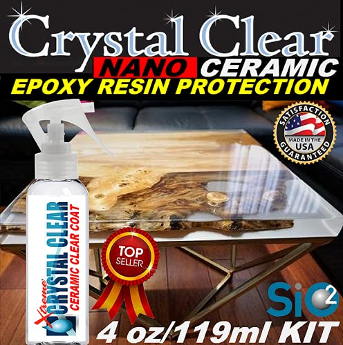 1 Pc Regular store of EPOXY Resin Protection Ranking TOP16 Clear Ceramic Crystal Spray Nano