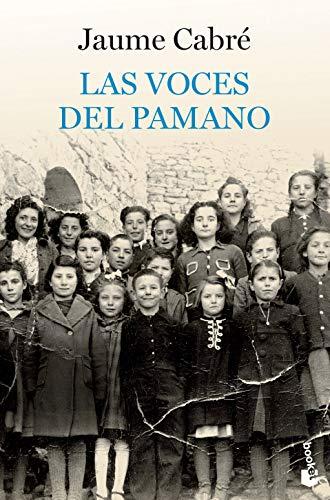 Las voces del Pamano (NF Novela)