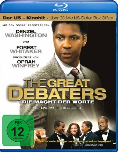 Great debaters yo [Blu-ray]