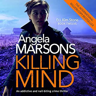 Killing Mind: An Addictive and Nail-Biting Crime Thriller cover art