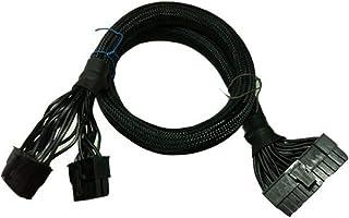Gintai - Cable de alimentación modular para Corsair RM650i RM750i RM850i RM1000i (24 pines)