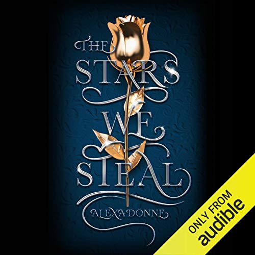 The Stars We Steal audiobook cover art