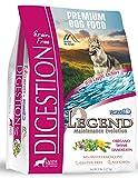 Forza 10 Legend Maintenance Evolution Digestion 2,27 kg Alimento seco para Perros, Multicolor, único