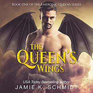 The Queen's Wings: Book 1 of The Emerging Queens Series audiobook cover art