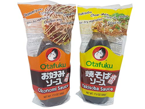Okonomiyaki Okonomi Sauce Yakisoba Soße japanische Mayonnaise OP Kewpie Zutaten Grundzutaten