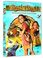 Nim's Island - Abigail Breslin as Nim Rusoe; Jodie Foster as Alexandra Rover; Gerard Butler as DVD