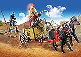 PLAYMOBIL Aquiles en un Carro con Patroclo