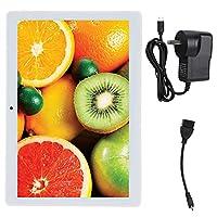 android wifi bluetooth gpsスマートタブレットシルバー10.1インチips 4 + 64g 110-240v