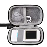 Aproca Hard Travel Storage Case for EMAY/CONTEC Handheld Portable ECG Monitor