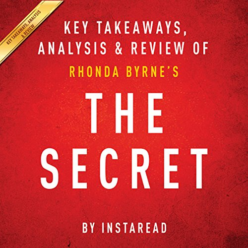 The Secret: Rhonda Byrne: Key Takeaways, Analysis & Review audiobook cover art