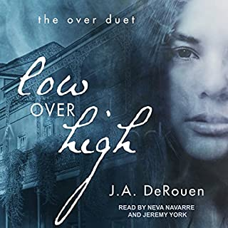 Low over High audiobook cover art