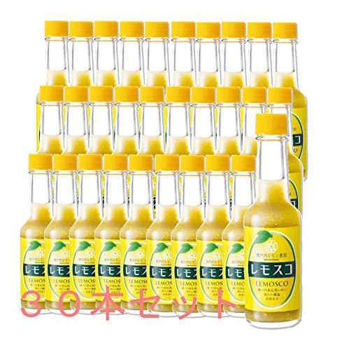 ヤマトフーズ レモスコ 60g×30本セット 広島レモン 辛味調味料、海人の藻塩使用