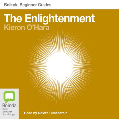 The Enlightenment: Bolinda Beginner Guides audiobook cover art