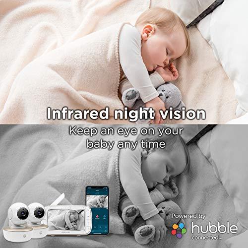 51RBWcjJ5PL Best 2000 ft Range Baby Monitors With Longest Range 2021