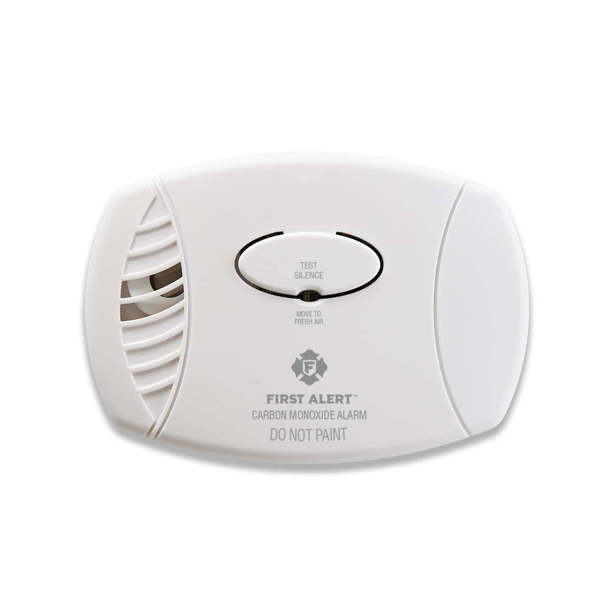 First Alert Monoxide Detector Required