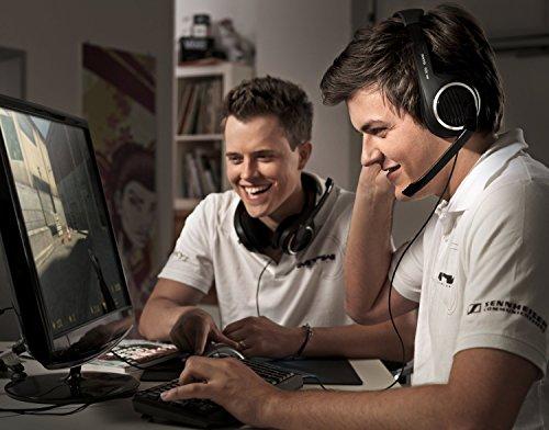 『ゼンハイザー PC320 ゲーミング・ヘッドセット PC/PS4対応 ブラック [並行輸入品]』の1枚目の画像