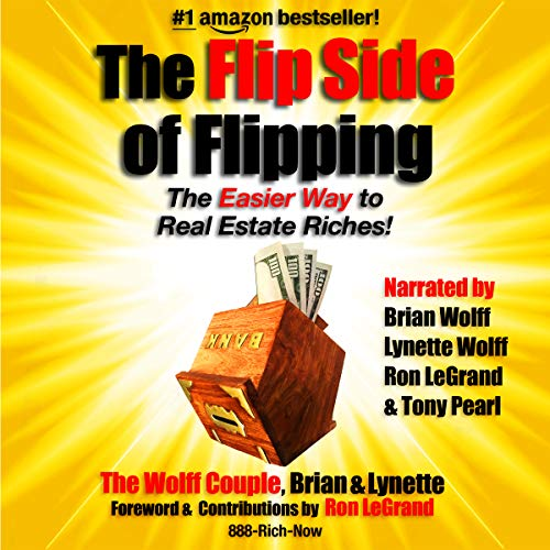 The Flip Side of Flipping audiobook cover art