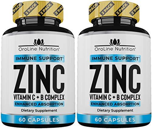 Zinc 50mg Zinc Supplements for Immu…