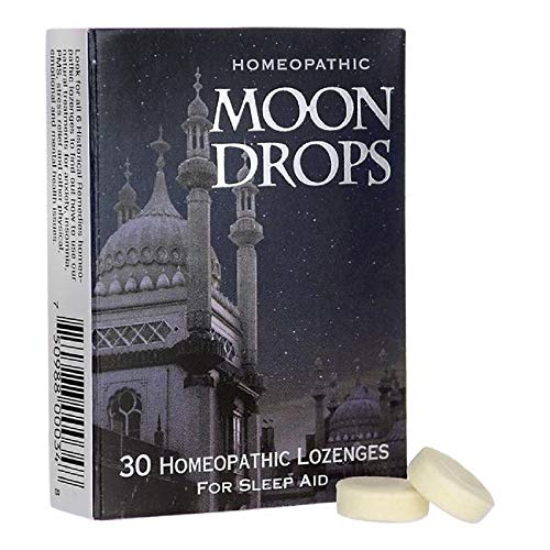 Homeopathic Moon Drops, 30 Count, Pack of 3