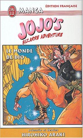 Jojo's Bizarre Adventure, tome 27