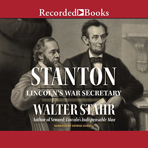 Stanton audiobook cover art